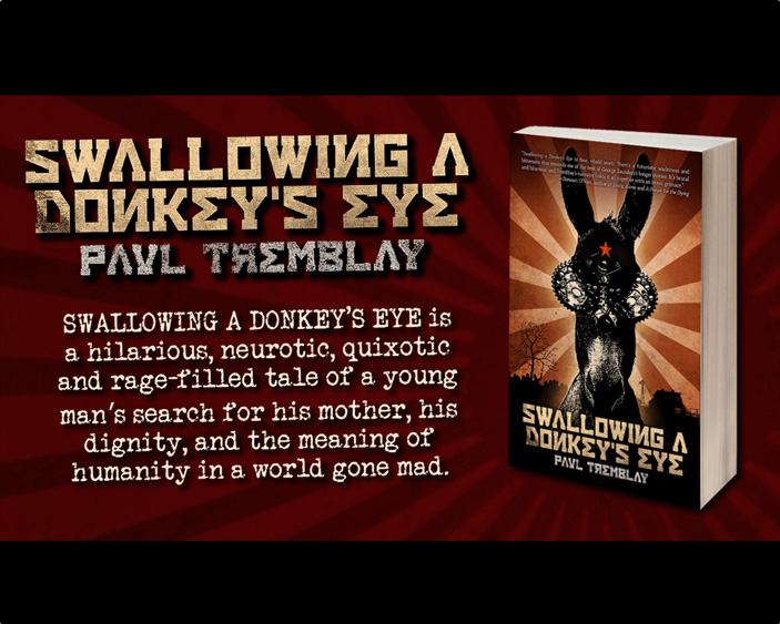 Swallowing A Donkey&#8217;s Eye