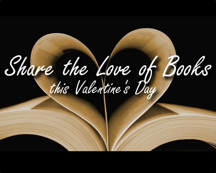 Share The Love Of Books